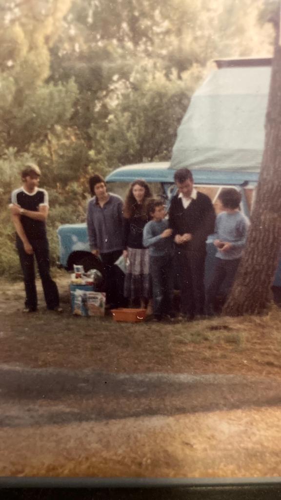 John Pearson & Family